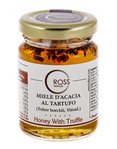Мед с бели трюфели-120гр Продукти изображение