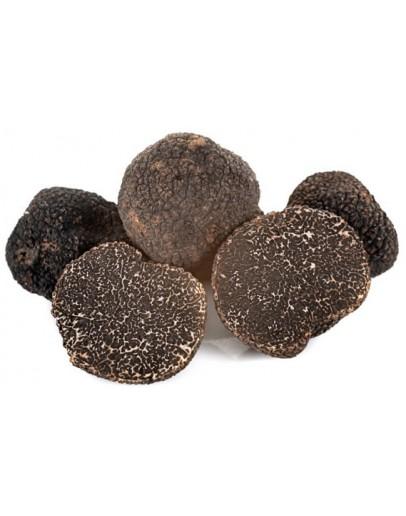 Пресни черни зимни трюфели Melanosporum А-качество Пресни трюфели, Видове трюфели, Tuber Melanosporum изображение