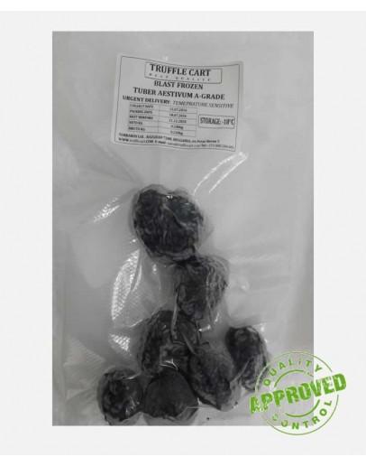 Замразени черни летни трюфели A-качество Замразени трюфели изображение